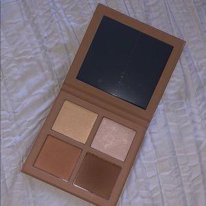 KKW Beauty Powder Contour & Highlight Palette! 💛